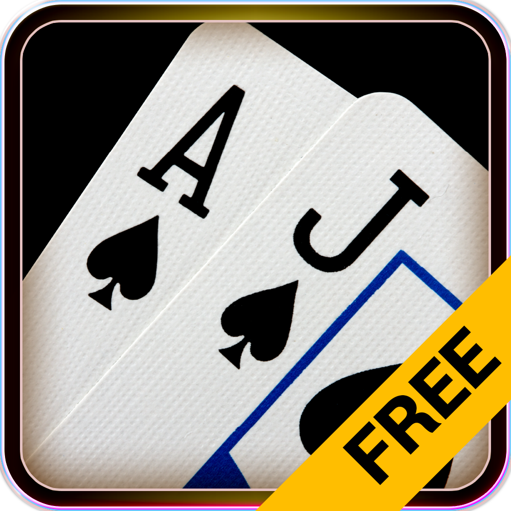 Ace Vegas Blackjack Casino Card Game